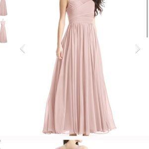 Azazie Dusty Rose Dress size 4